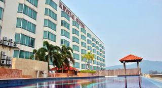 The Krystal Suites Service Apartment - Generell
