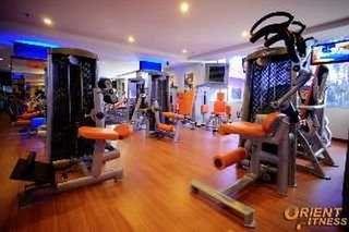 The Krystal Suites Service Apartment - Sport