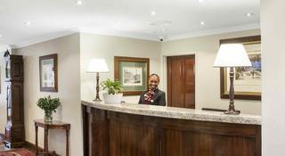 Faircity Falstaff Hotel - Diele