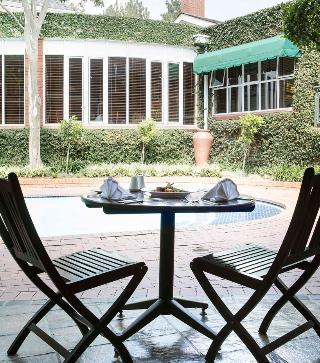Faircity Falstaff Hotel - Terrasse