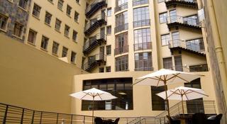 Faircity Mapungubwe Hotel - Terrasse