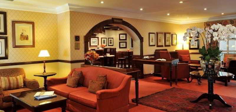 Faircity Quatermain Hotel - Diele