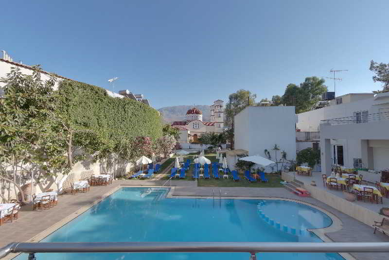 Sterne Hotel Georgioupolis Griechenland