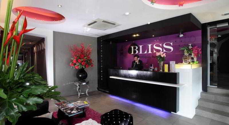 Bliss Boutique Hotel - Diele