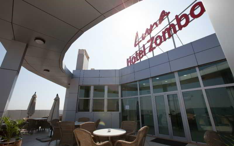 Luna Hotel Zombo, Rua Arsenio Pompilio Pompeu…