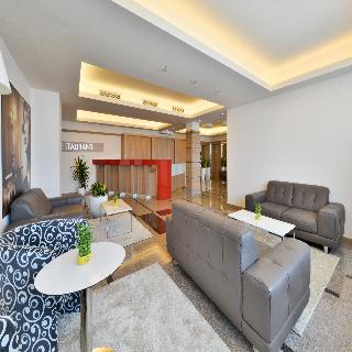 Suite Hotel Sofia - Diele