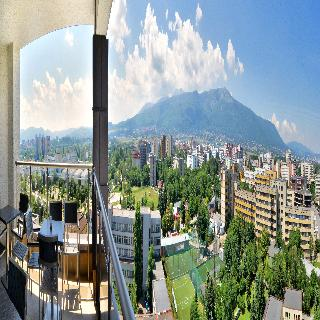 Suite Hotel Sofia - Terrasse