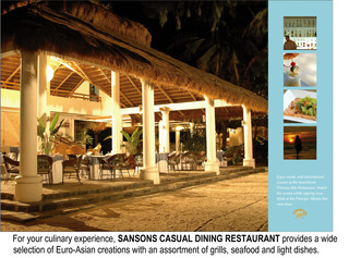 Pearl of the Pacific Boracay Resort and Spa - Restaurant