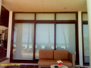 Pearl of the Pacific Boracay Resort and Spa - Terrasse