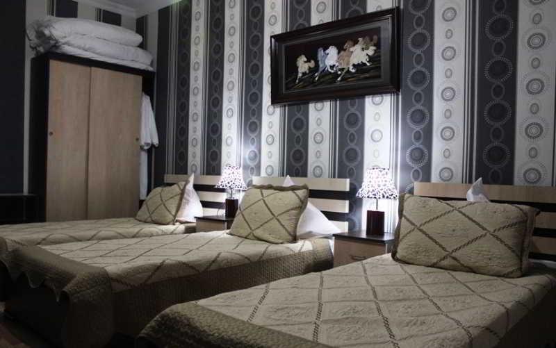 Issam Hotel - Zimmer