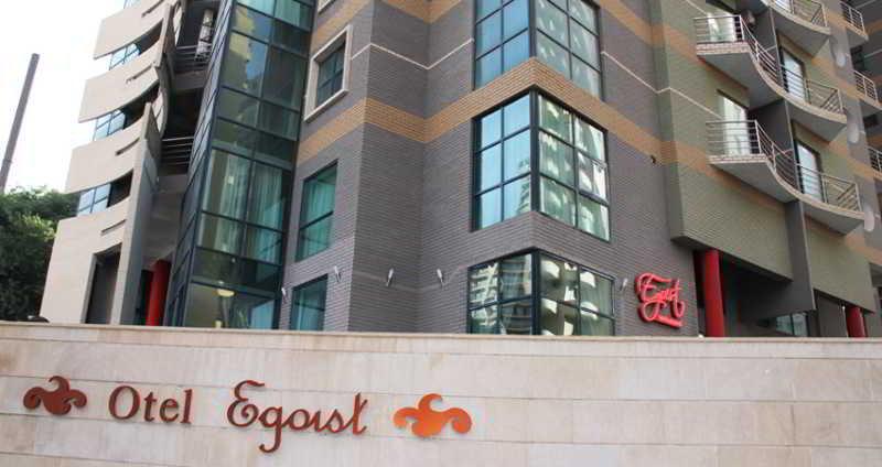 Egoist Hotel - Generell
