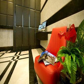 V Hotel Bencoolen - Diele