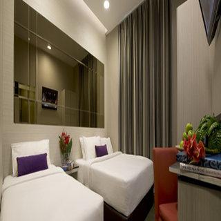 V Hotel Bencoolen - Zimmer
