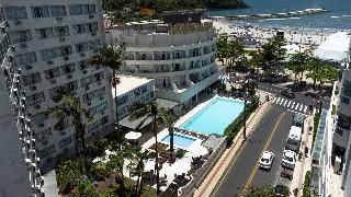 Marambaia Hotel e Convencoes, Av Atlantica, Bairro Pioneros,300