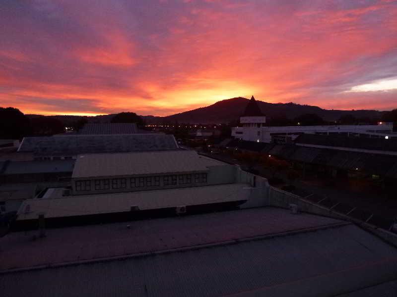 Quest Rotorua Central Apartment - Terrasse