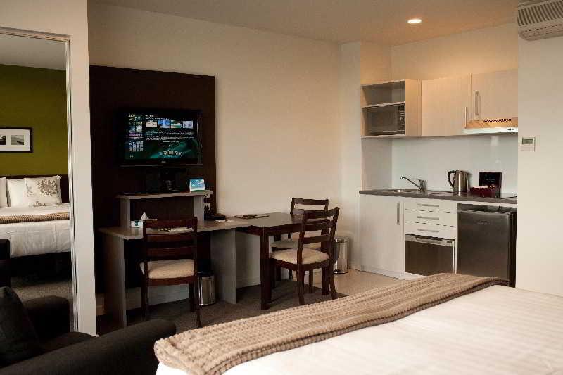 Quest Rotorua Central Apartment - Zimmer