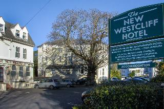 New Westcliff Hotel, Chine Crescent, West Cliff,27-29