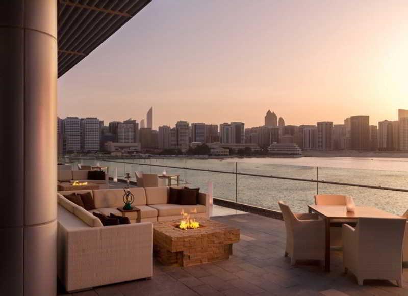 Rosewood Abu Dhabi - Terrasse