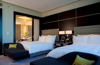 Rosewood Abu Dhabi - Zimmer