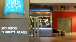 Ibis Budget Surabaya…, Terminal Bandara International…