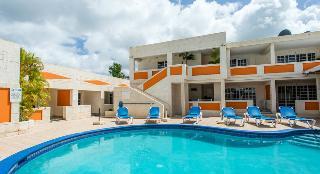 Ocean 15 Hotel - Terrasse