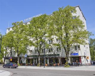 Hotel Raumanlinna, Valtakatu 5,