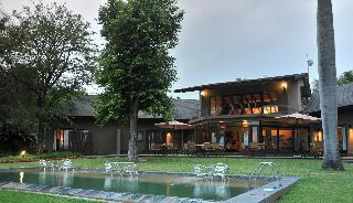 Mjejane River Lodge - Diele