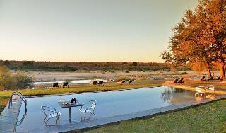 Mjejane River Lodge - Pool