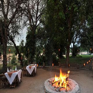 Mjejane River Lodge - Restaurant