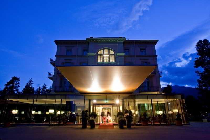 Grand Hotel Waldhaus…, Via Dil Parc 3,3