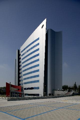 Una Hotel Malpensa, Turati,84