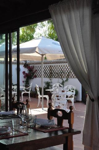 Hotel Rural La Paloma - Terrasse