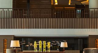 Renaissance Johor Bahru Hotel - Diele