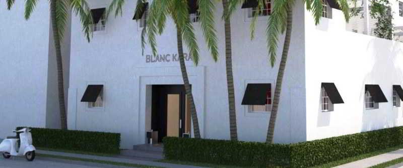 Blanc Kara, Collins Avenue,205