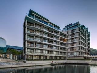 Canal Quays Luxury Apartments - Generell