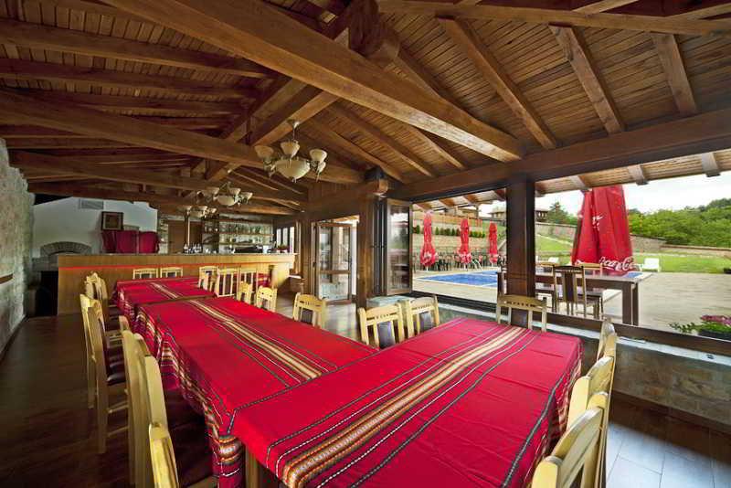 Park Hotel Sevastokrator - Restaurant