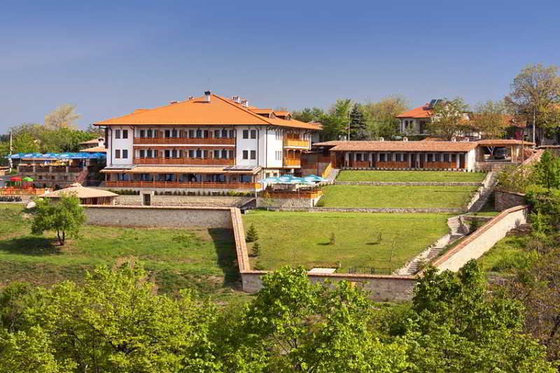 Park Hotel Sevastokrator - Terrasse