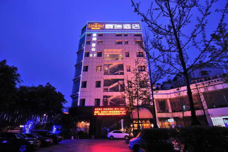 TaiRui Hotel Chengdu, No.2 Shuyue Road Yang Xi…