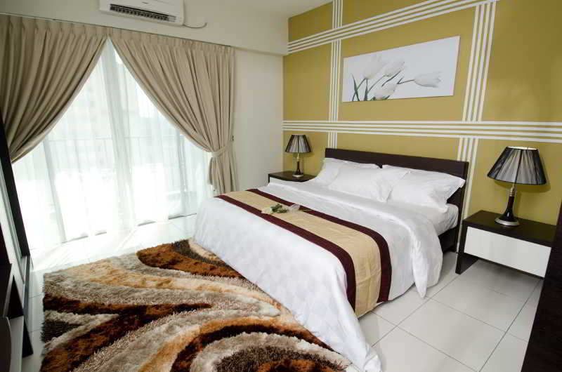 Bayu Marina Resort - Zimmer