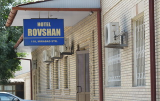 Rovshan Hotel, Mirabad Str.,118