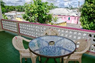 Melrose Beach Apartment - Terrasse