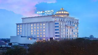 Four Points by Sheraton…, Jl. Gatot Subroto No.395…