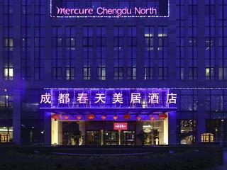 Mercure Chengdu North, 21 3rd Section North, 2nd…