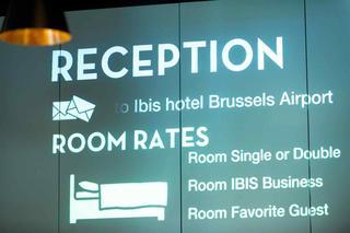 Ibis Brussels Airport - Generell
