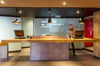 Ibis Brussels Airport - Diele