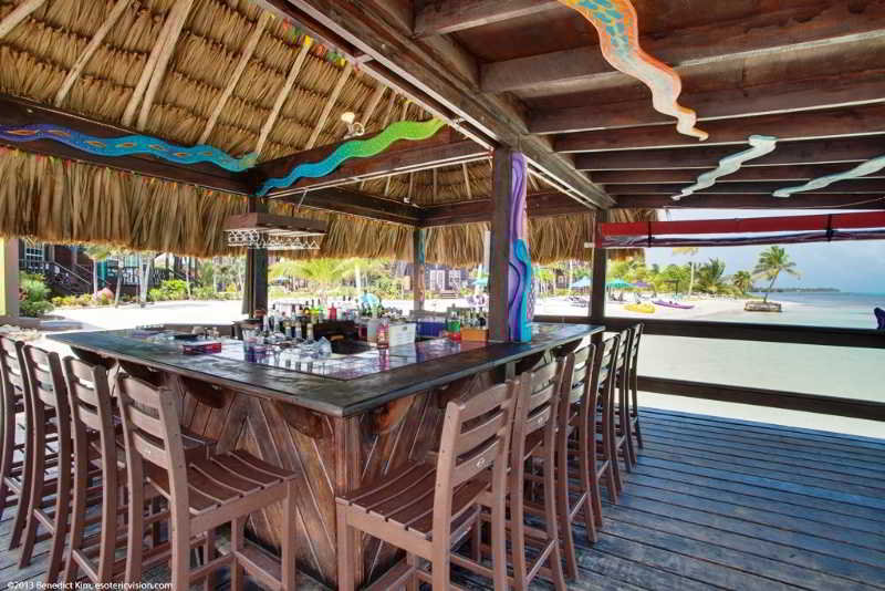 Xtan Ha The Waterfront - Bar