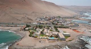Panamericana Hotel Arica, Comandante San Martin,599