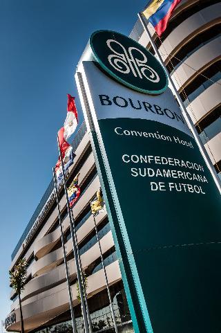Bourbon Conmebol Hotel, Av Sudamericana Esq. Atilano…