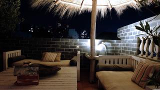 Costa Rica Hotel - Terrasse