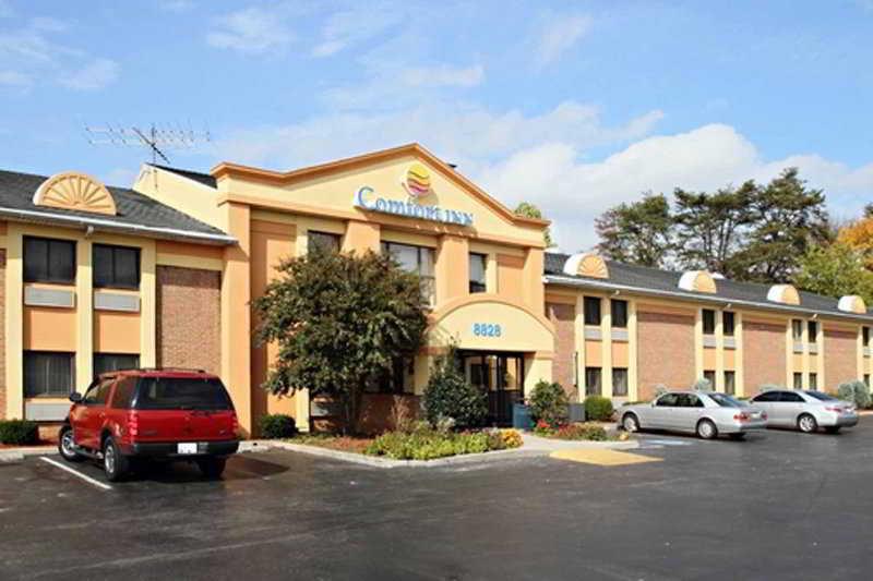 Washington Dc Hotels:Comfort Inn Near Ft. Meade